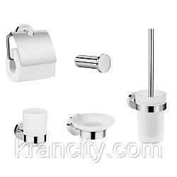 Набор аксессуаров для ванной комнаты Hansgrohe logis, 41723333