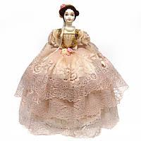 Сувенирная кукла-шкатулка Барышня