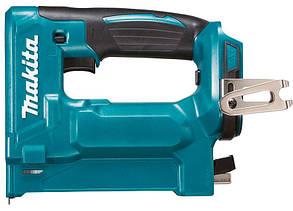 Аккумуляторный степлер Makita DST112Z (без АКБ)
