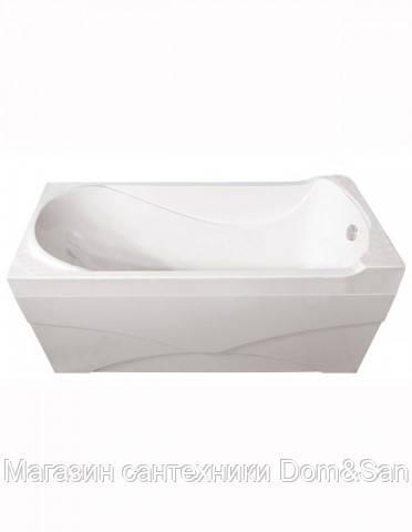 Акриловая ванна Triton Вики 1600х750х720