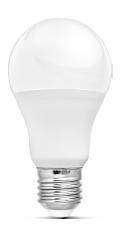 Светодиодная лампа  DELUX  BL60 12Вт E27 белый