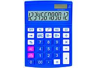 """Калькулятор """"Optima"""" настольный 12 разрядов (146*105*26) O75529 разные цвета"""
