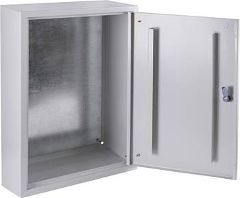 Корпус металлический e.mbox.pro.p.60.50.20z IP31 с монтажной панелью (600х500х200)