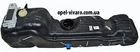 Топливный бак пластик 100 л Opel Movano 2010-2018 172030681R 8200947534