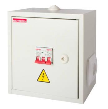 Ящик с понижающим трансформатором ЯТП-0,25 220 42В IP31