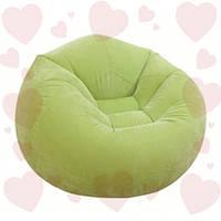 Надувное Кресло INTEX 68569 Салотовое