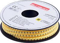 """Маркер кабельный e.marker.stand.0.1.5.8, 0-1,5 кв.мм, """"8"""", 1000 шт"""