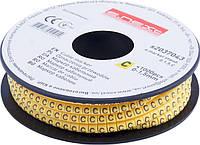 """Маркер кабельный e.marker.stand.0.1.5.C, 0-1,5 кв.мм, """"C"""", 1000 шт"""