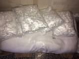 Фибра полипропиленовая (цветная, белая)12  мм по 0,9 кг, фото 4