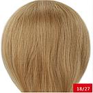 Натуральный светло русый парик с чёлкой, длинный из натуральных волос, фото 2