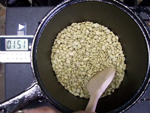 обжарка кофе дома на сковороде