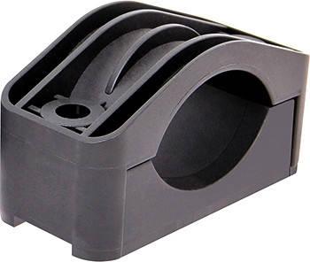 Хомут кабельный КО-75, d48-75 мм, черный