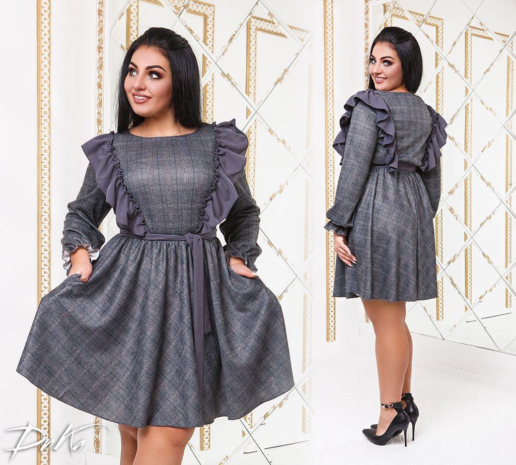 Платье женское 504/1дг батал