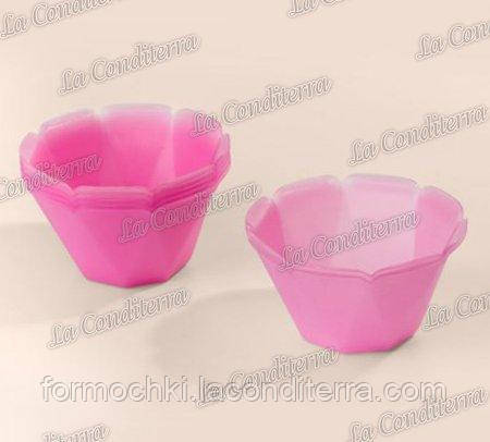 Креманка розовая «Tropical» (250 мл)