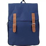 Рюкзак для пікніка на 4 персони у синьому кольорі, фото 3