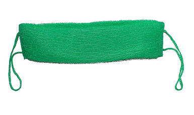 """Мочалка """"Банный бум PLUS"""" из синтетического волокна (12*45см)"""