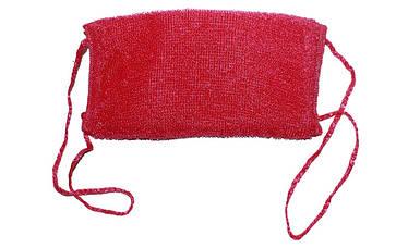Мочалка Банный бум из синтетического волокна (15*35см)