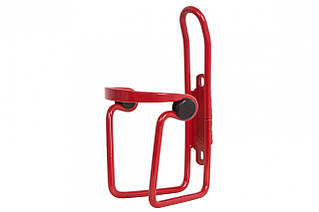Флягодержатель алюминиевый DC-F03 (красный)
