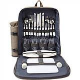 Рюкзак для пікніка на 4 персони, фото 3