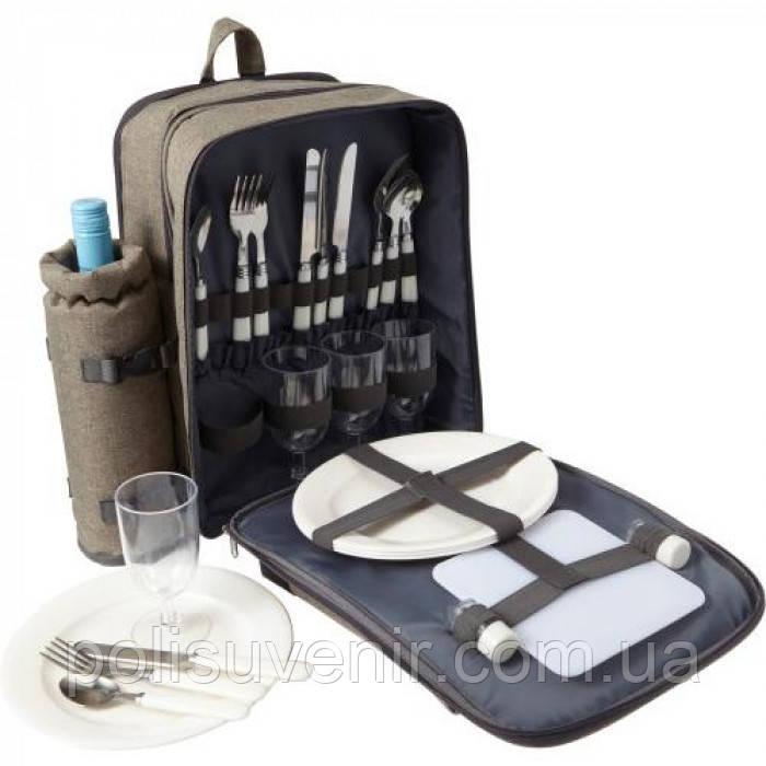 Рюкзак для пікніка на 4 персони