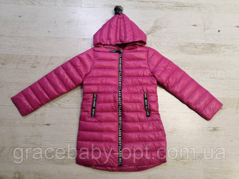 Куртка для девочек оптом, Glo-Story, 110-160 см,  № GMA-7373, фото 1