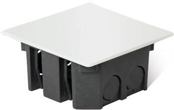 Коробка распределительная пластиковая e.db.stand.130.130.55 кирпич/бетон