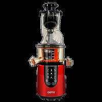 Соковыжималка GOTIE GSJ-600R шнековая 200 Вт 45-55 об/мин