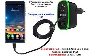 Сетевое зарядное устройство для Oukitel K6000 Premium