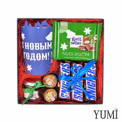 Стильный новогодний подарочный набор , фото 2