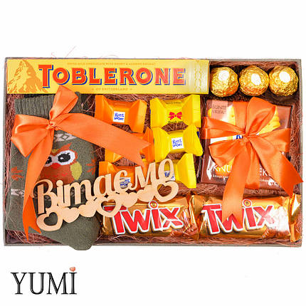Подарочный набор со вкусностями, фото 2
