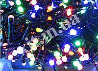 Светодиодные электрические гирлянды от 100 до 500 лампочек, фото 1