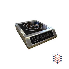 Плита индукционная 1но конфорочная 3,5 кВт настольная (365х445х110 мм)