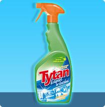 Рідина для миття кухні (розпилювач) 500мл Tytan