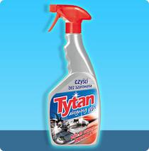 Рідина для видалення пригару (розпилювач) 500мл Tytan