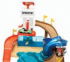 Трек Hot Wheels BGK04 Атака акулы (Охота на акулу). Оригинал Mattel, фото 6