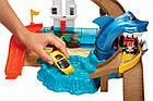 Трек Hot Wheels BGK04 Атака акулы (Охота на акулу). Оригинал Mattel, фото 7