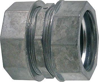 """Соединитель металлический e.industrial.pipe.connect.collet.1"""", цанговый"""
