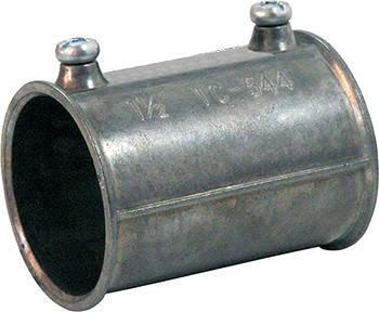 "Соединитель металлический e.industrial.pipe.connect.screw.1"", на винтах"