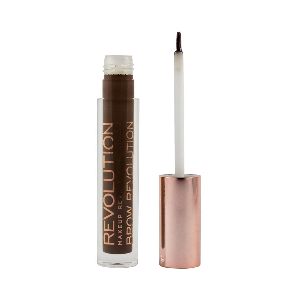 Гель для бровей Makeup Revolution Brow Revolution - Dark Brunette