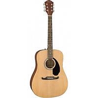 Акустична гітара FENDER FA-125 DREADNOUGHT ACOUSTIC NATURAL, фото 1