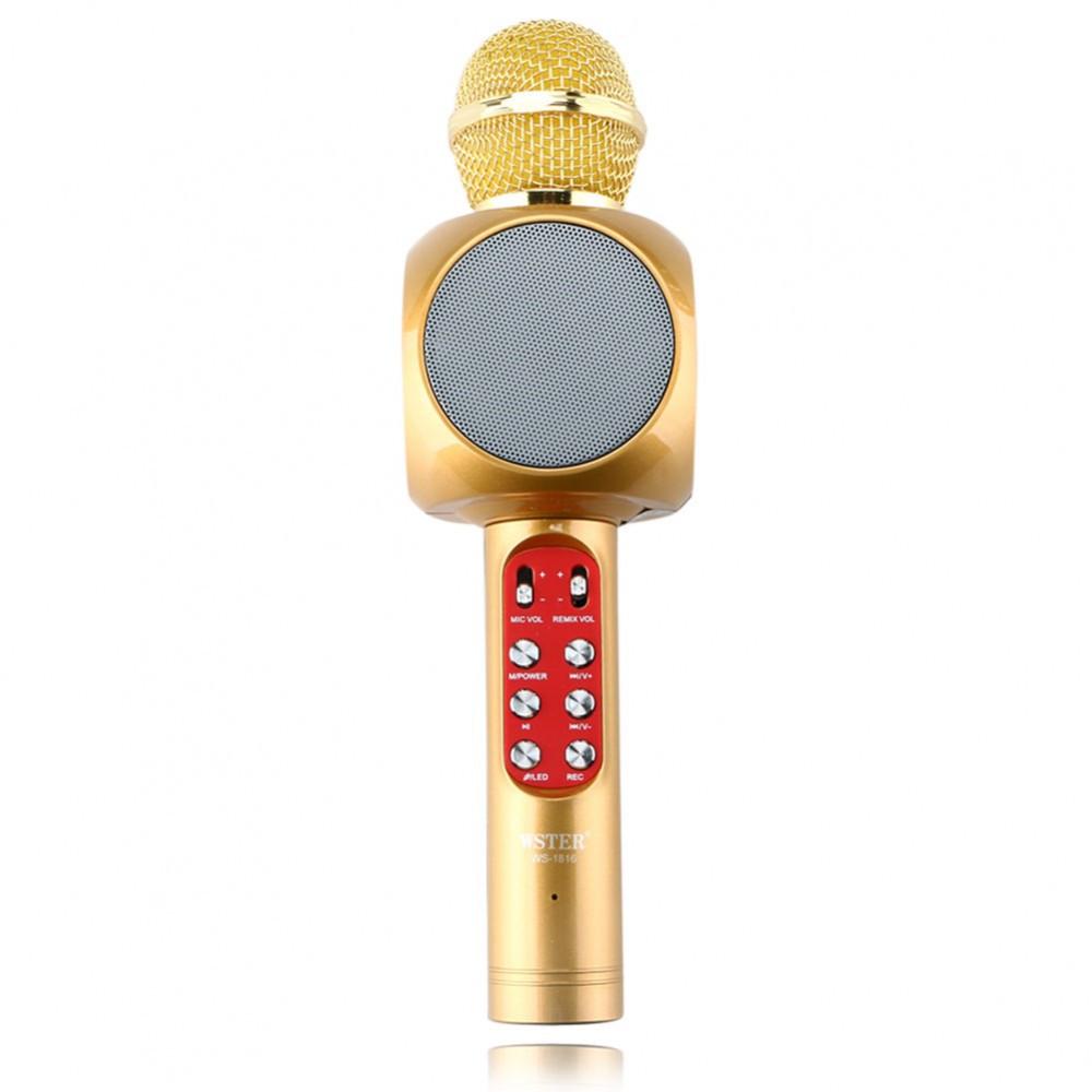 Микрофон - караоке WS 1816, фото 1