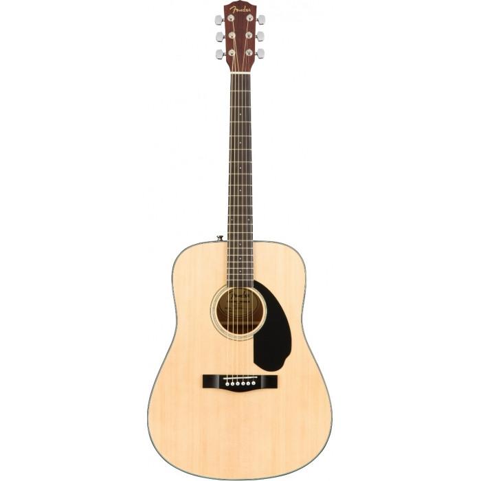Акустична гітара FENDER CD-60S NATURAL