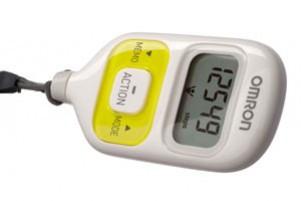 Шагомер-калориметр OMRON HJ-203