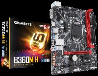 Материнська плата GIGABYTE B360M-H s1151