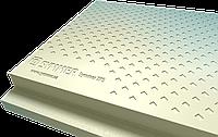 Экструдированный пенополистирол SYMMER XPS 1200х550х30мм жёлтый