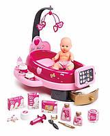 Игровой центр Smoby Baby для ухода за куклой 220317