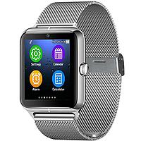 Умные часы UWATCH SMART Z50 SILVER