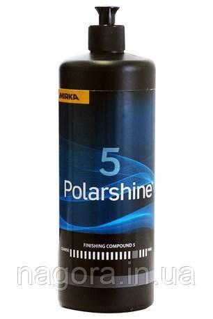 Полировальная паста, анти голограммная, MIRKA Polarshine 5 (1л)