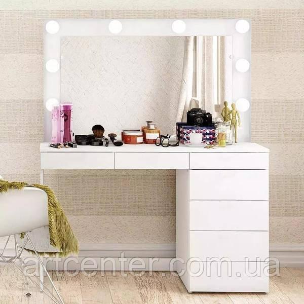 Гримерный стол, туалетный стол, визажный стол