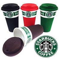 Чашка керамічна Starbucks, 2 кольори, фото 1